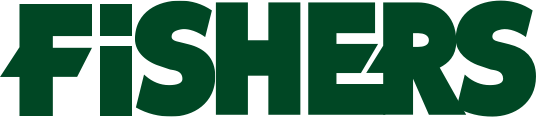 A theme logo of Fishers Foods